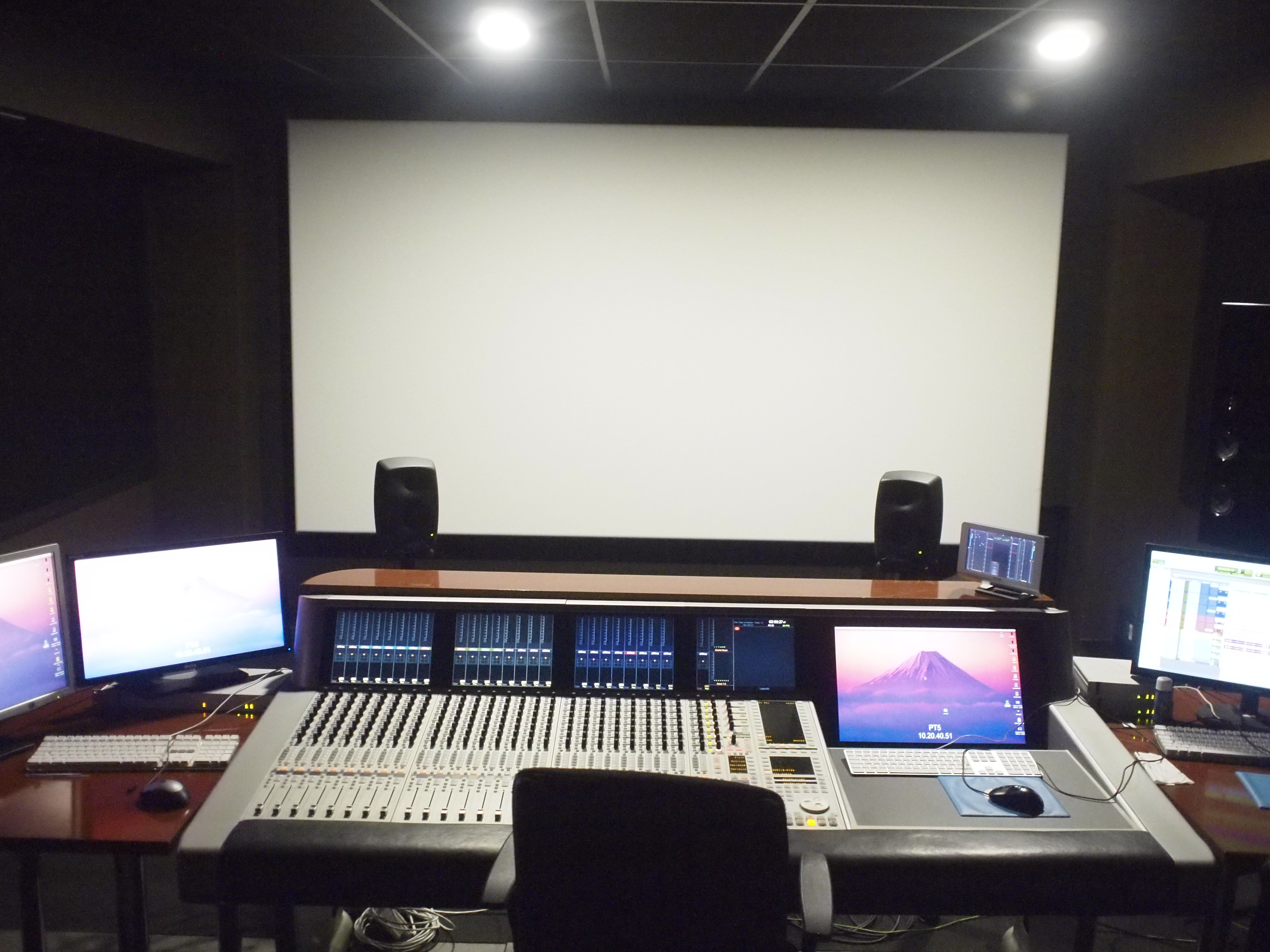 Two More Audio Mixing Auditoriums Now Open at Eclair Paris/Vanves