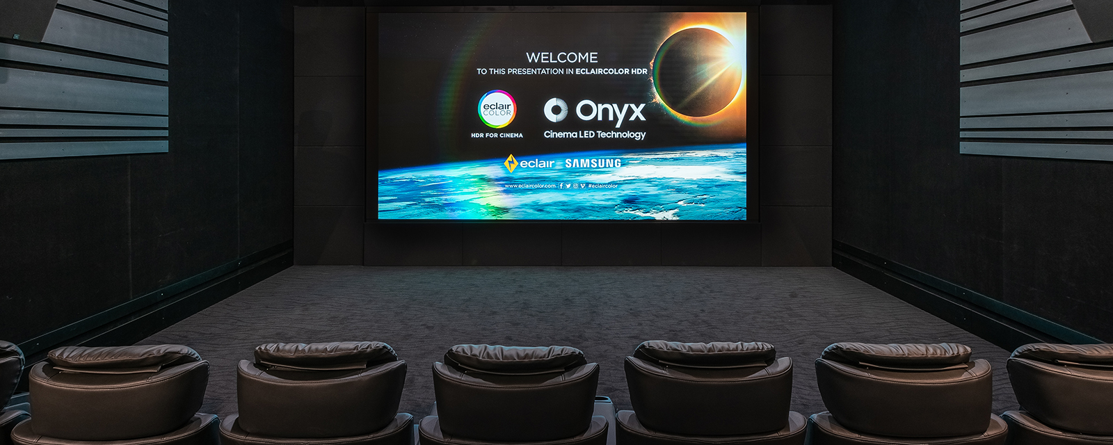 Onyx Cinema LED Screen