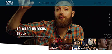 New Website For EclairColor HDR