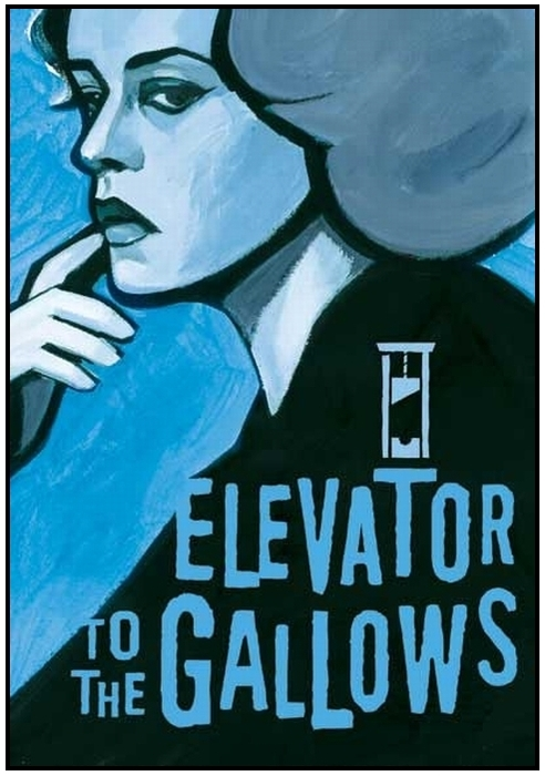 Elevator to the Gallows Eclair Restauration Vanves