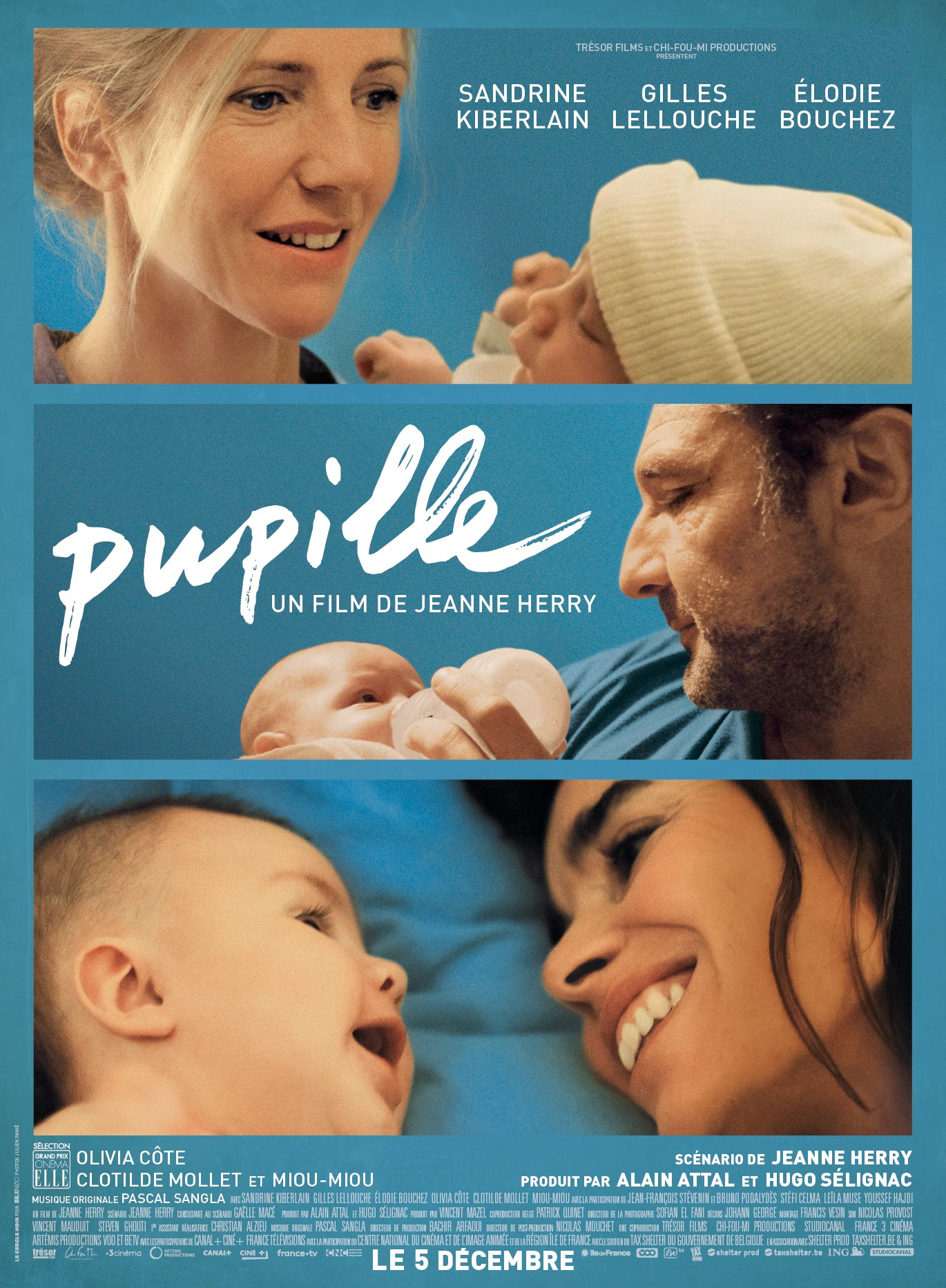 Pupille poster