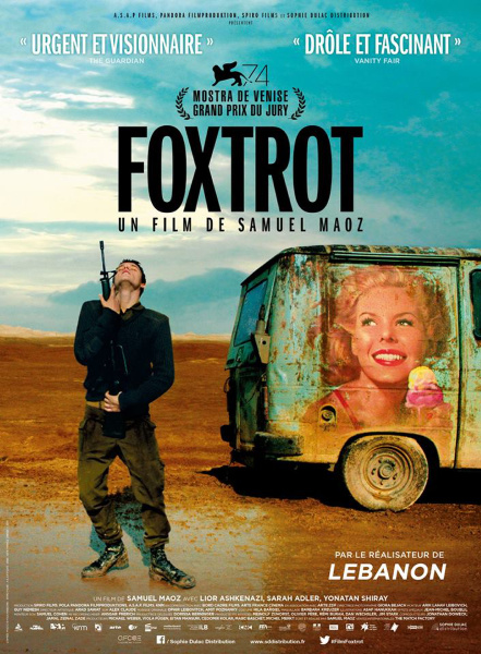 Foxtrot Post-production Eclair Cinema Vanves