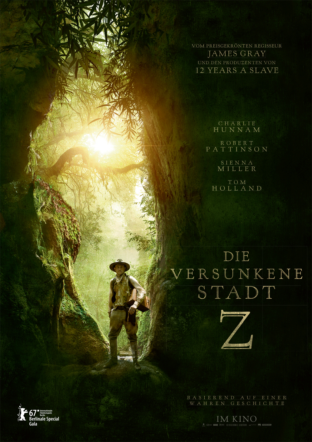 CinemaNext Equips 25 Screens in Germany with EclairColor HDR Technology for 30 March Release of James Gray's The Lost City of Z