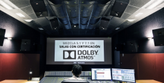 Eclair | Tecnison Dolby Atmos Mixing Room