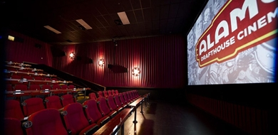 Eclair Digital EclairColor 100 screens usa Alamo Drafthouse