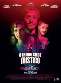 O Grande Circo Mistico Eclair Cinema Post Production poster
