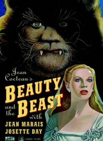 Beauty and the Beast Eclair Cinema Restoration Paris Vanves Auxerre Poster