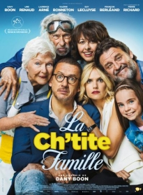 La Ch'Tite Famille Eclair Cinema Post Production Paris Vanves Affiche